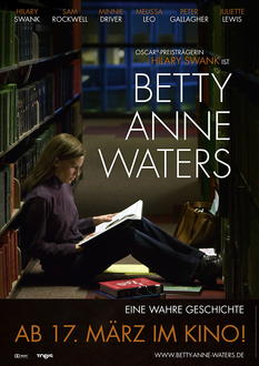 Betty Anne Waters Filminfo
