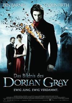 Das Bildnis des Dorian Gray Poster