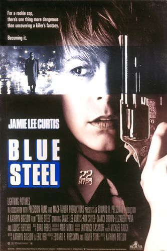 Blue Steel Poster