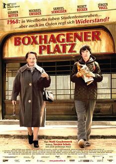 Boxhagener Platz Poster
