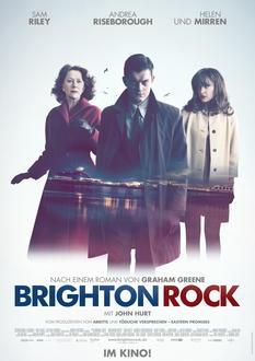 Brighton Rock Poster