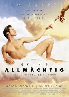 Bruce Allmächtig Poster