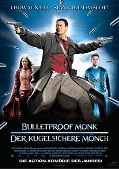 Bulletproof Monk - Der kugelsichere Mönch Poster