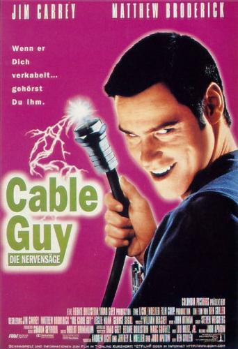 Cable Guy - Die Nervensäge Poster