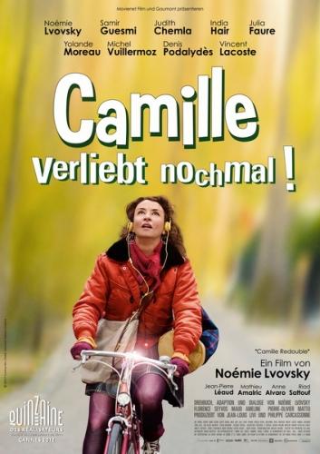 Camille - Verliebt nochmal Poster
