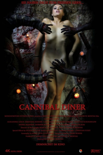Cannibal Diner Poster