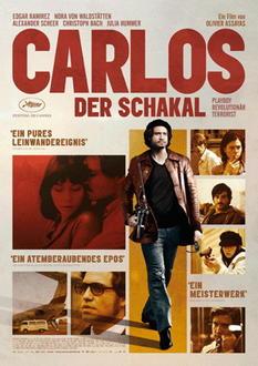 Carlos - Der Schakal Poster