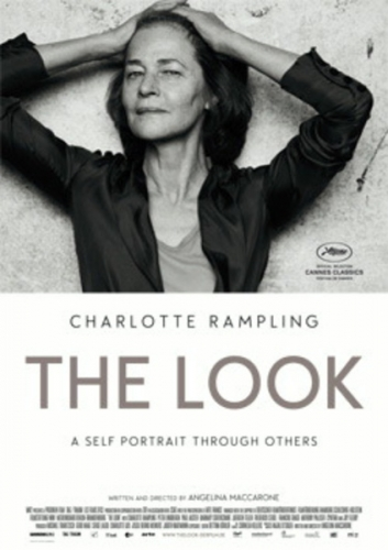 Charlotte Rampling - The Look Poster