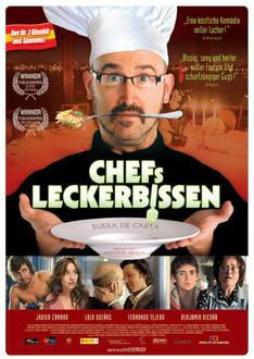 Chefs Leckerbissen Poster