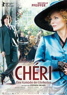 Chéri - Eine Komödie der Eitelkeiten Poster