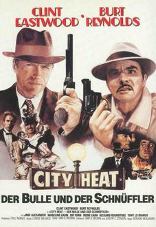 City Heat - Der Bulle und der Schnüffler Poster