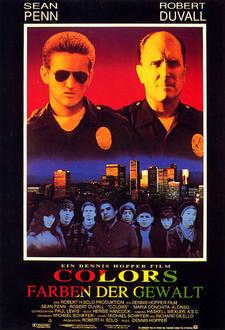 Colors - Farben der Gewalt Poster