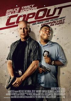 Cop Out - Geladen und Entsichert Poster