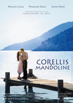 Corellis Mandoline Poster