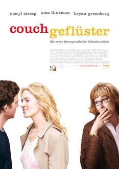 Couchgeflüster - Die erste therapeutische Liebeskomödie Poster