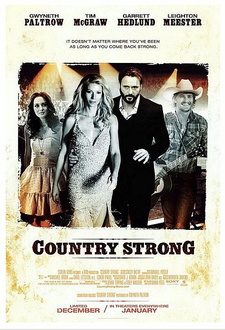 Country Strong Filminfo