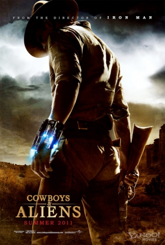 Cowboys & Aliens Filminfo