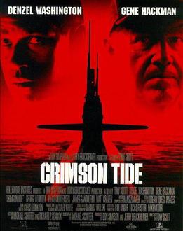 Crimson Tide - In tiefster Gefahr Poster