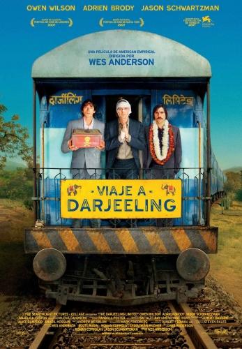 Darjeeling Limited Poster