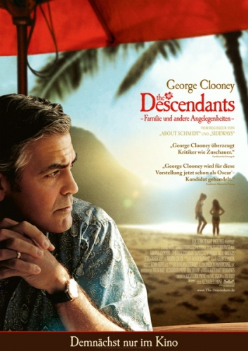 The Descendants - Familie und andere Angelegenheiten Filminfo