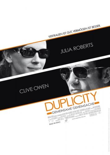 Duplicity - Gemeinsame Geheimsache Filminfo