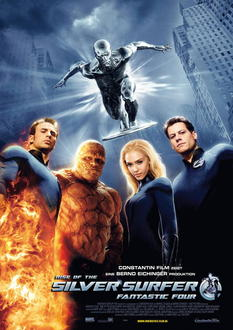 Fantastic Four - Rise of the Silver Surfer Filminfo