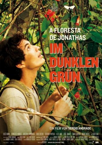 A floresta de Jonathas Poster