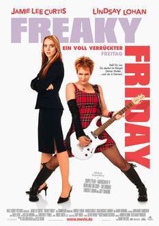 Freaky Friday - Ein voll verrückter Freitag Filminfo