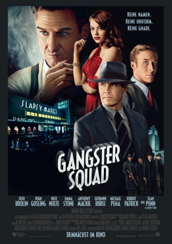 Gangster Squad Filminfo