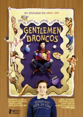 Gentlemen Broncos Filminfo