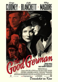 The Good German Filminfo