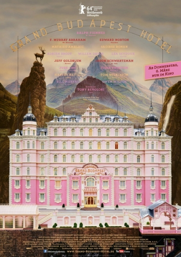 Grand Budapest Hotel Filminfo
