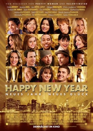 Happy New Year Filminfo