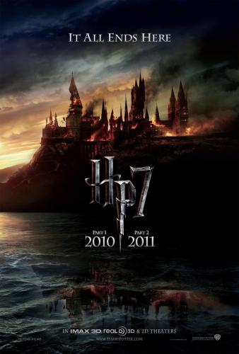 Harry Potter und die Heiligtümer des Todes: Teil 2 Poster