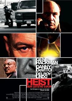 Heist - Der letzte Coup Filminfo