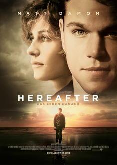 Hereafter - Das Leben danach Poster