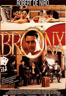 In den Straßen der Bronx Filminfo