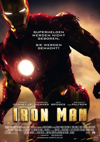 Iron Man Filminfo
