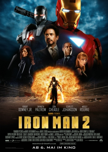 Iron Man 2 Filminfo
