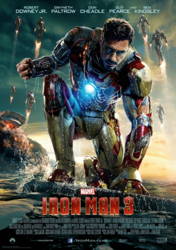 Iron Man 3 Filminfo