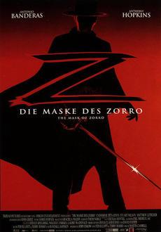 Die Maske des Zorro Filminfo