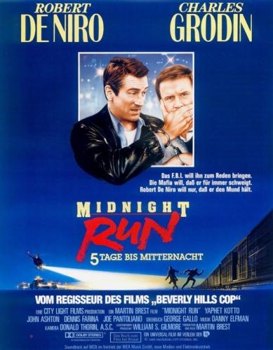 Midnight Run - 5 Tage bis Mitternacht Filminfo