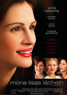 Mona Lisas Lächeln Filminfo