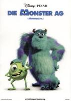 Die Monster AG Poster
