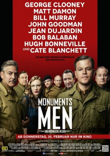 Monuments Men - Ungewöhnliche Helden Filminfo