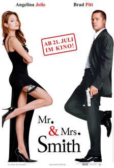 Mr. & Mrs. Smith Filminfo