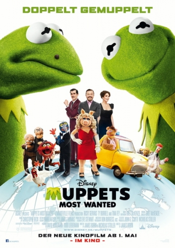 Muppets Most Wanted Filminfo