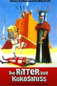 Die Ritter der Kokosnuß Poster