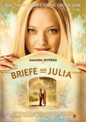 Briefe an Julia Poster