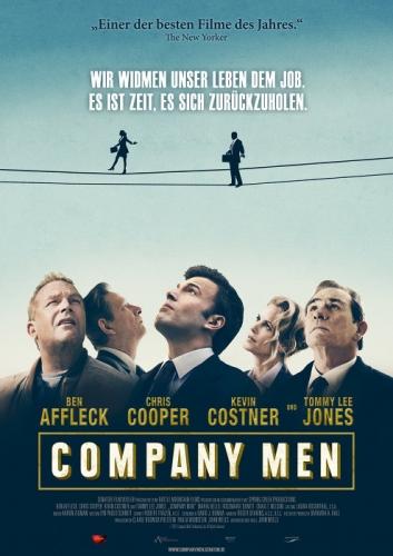 Company Men Poster